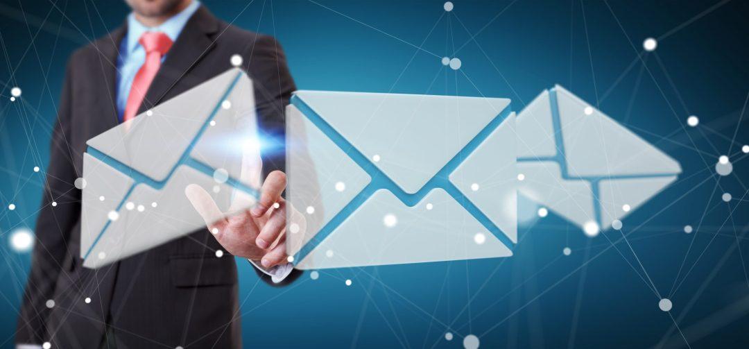 lettre courrier mail