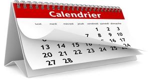 dessin de calendrier