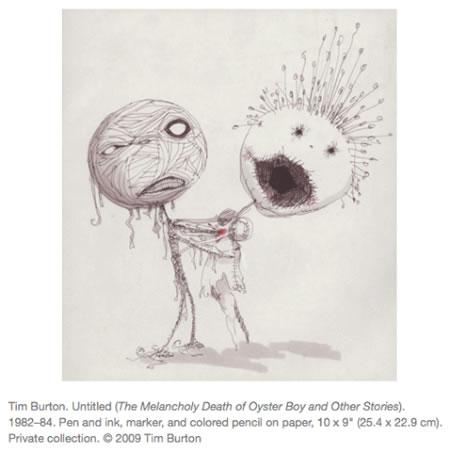 Tim Burton - Moma