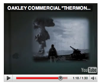Oakley | Thermonuclear brand marketing