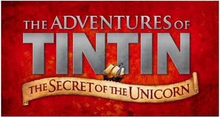 The Adventures of Tintin | Logo Development