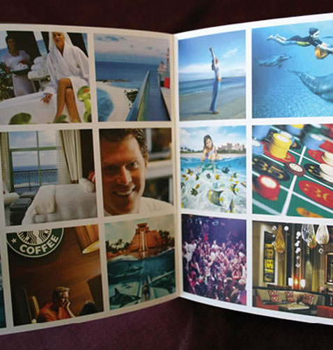 Kerzner Atlantis Marketing Brochure