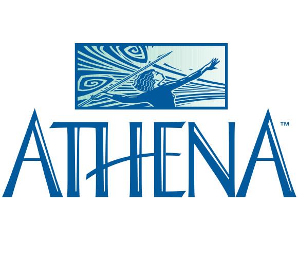 Athena Logo & Brandmark