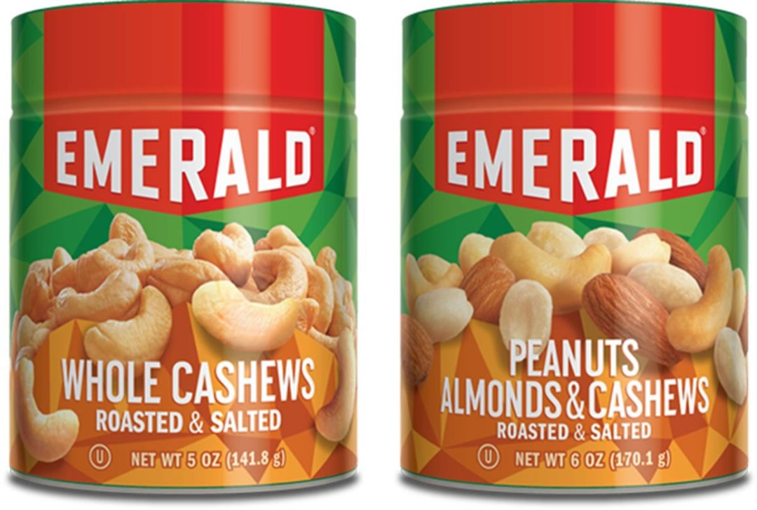Emerald Mini Can Packaging