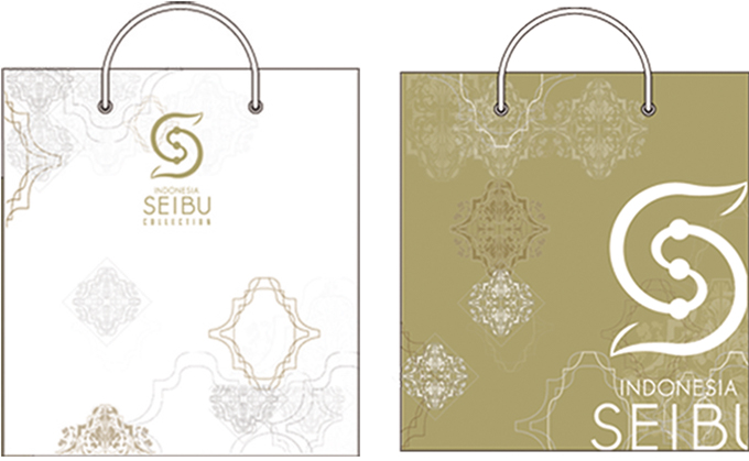 Seibu Shopping Bags