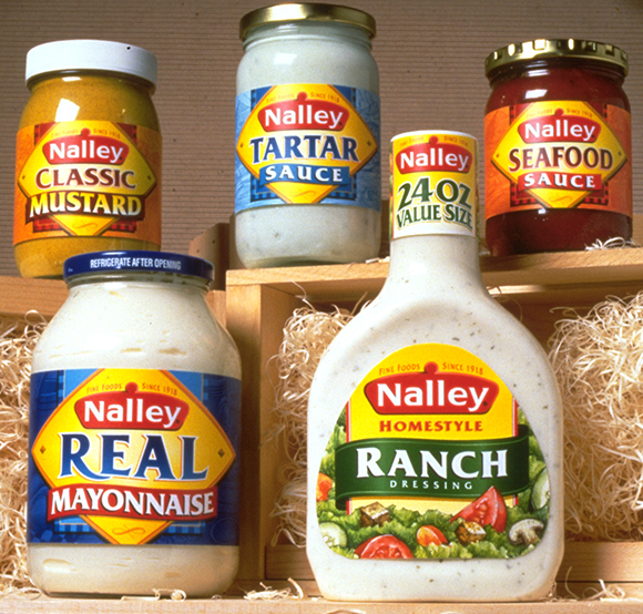 Nalley's Condiments