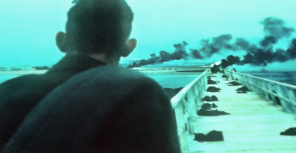 THE LOOM OF TIME: MESSAGING, VOICE AND IMAGERY -- CHRISTOPHER NOLAN'S NARRATIVE WEAVING IN DUNKIRK