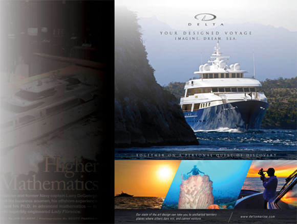 Delta Marine Merchandising   GIRVIN