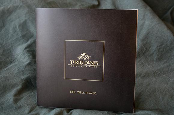 Turtle Dunes Brochure