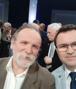 Przedprogramem Studio Polska 📺 zAdamem …