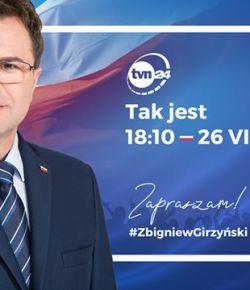 📺 Będę dziś (26 sierpnia) gościem Takjest …