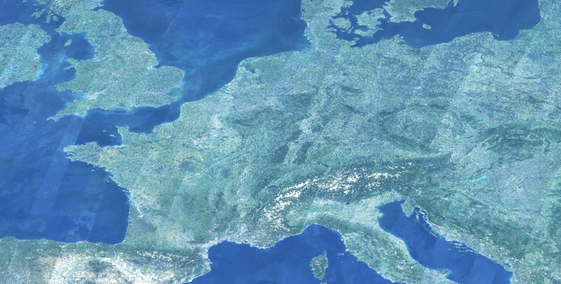 Sentinel-2 cloud free mosaic of Europe in one minute with ... on latest map of europe, google road map europe, google switzerland europe, google maps eastern europe, google maps street view, google world maps with countries, home map of europe, easy to read map of europe, war map of europe, full map of europe, google search map of europe, london on map of europe, garmin map of europe, old world map of europe, largest cave in europe, bern on map of europe, detailed map of europe, size of europe, google maps europe slovenia, google map of western europe,
