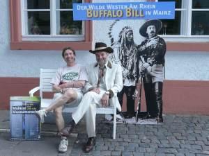 GF / Dr. Rettinger / Buffalo Bill und Sitting Bull