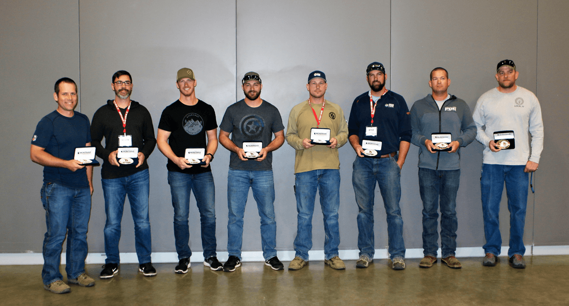 2018 Poletop Rescue Competition Winners