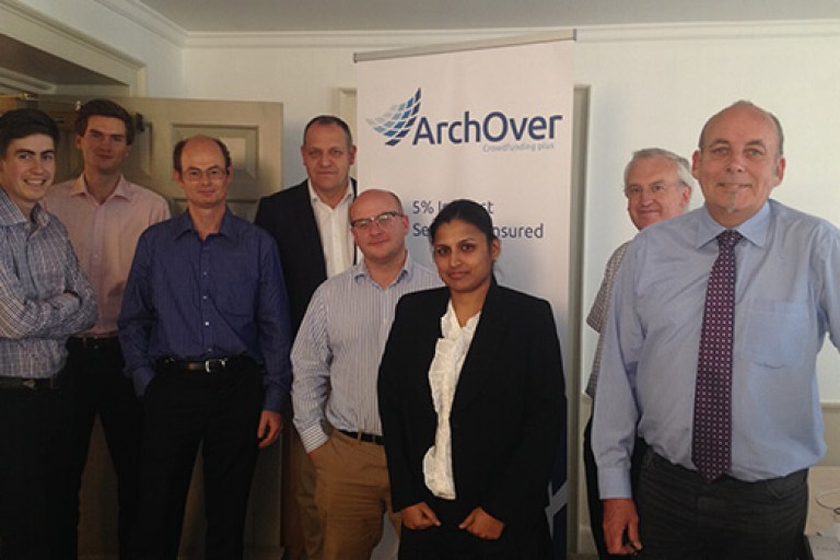 Archover – Secured and Insured