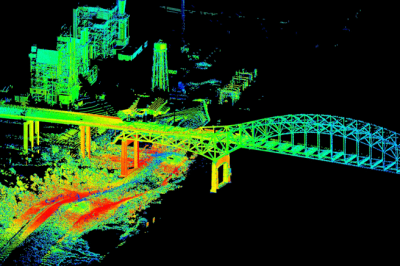 LiDAR was used to Map Flooding from Hurricane Isaac. Source: USGS
