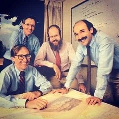The Early Days at ESRI (ArcGIS 1986 PC ARC/INFO Released)
