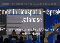 Submissions Now Open: Women in Geospatial+ Speakers Database