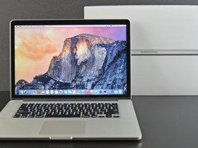 MacBook Pro: Apple fixes errors found in battery