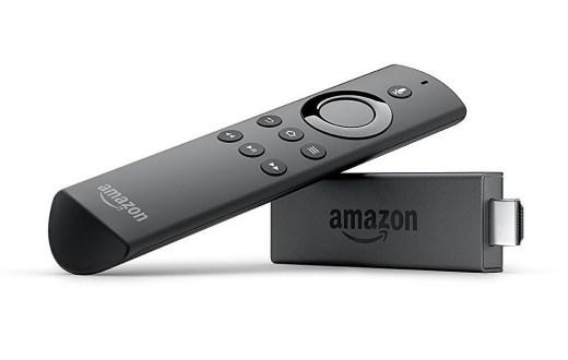 Amazon Fire TV Stick with Alexa