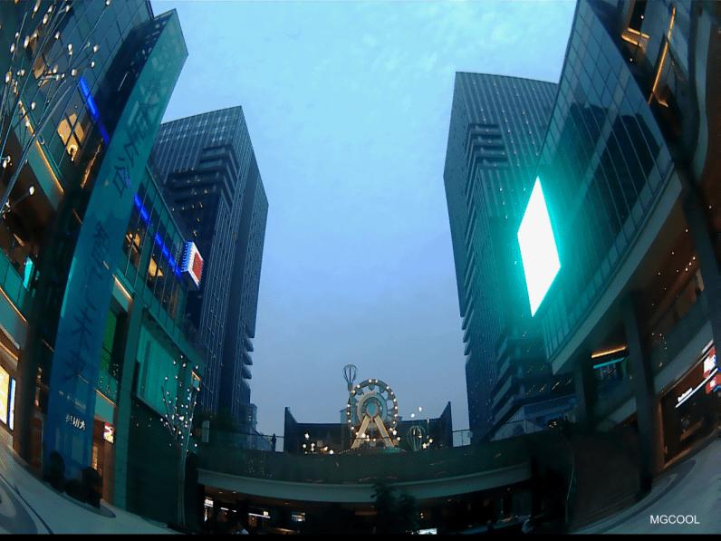 4 Night view