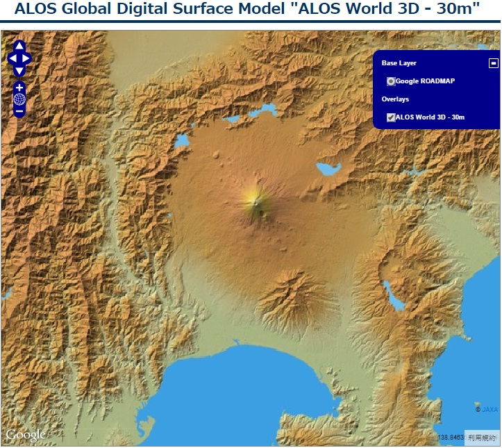 Alos 30 meter world elevation data gis resources 30 meter world elevation data is now available at jaxas site free of charge alos 30 meter world elevation data gumiabroncs Images