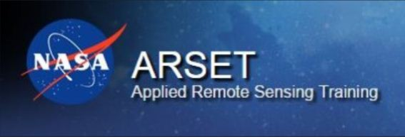 NASA ARSET Online Remote Sensing Training Announcement