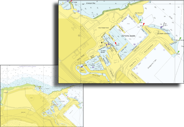 South African Nautical Charts