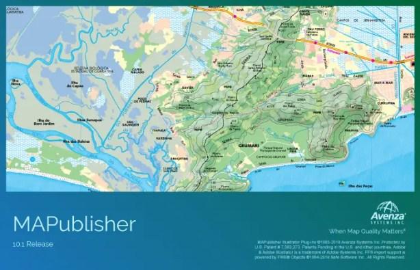 MAPublisher 10.1