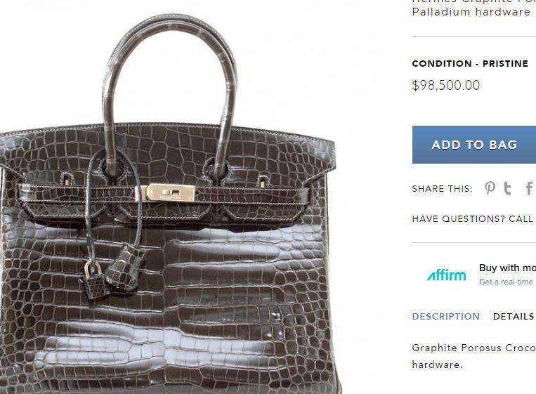 Aisha-Hermes bag1