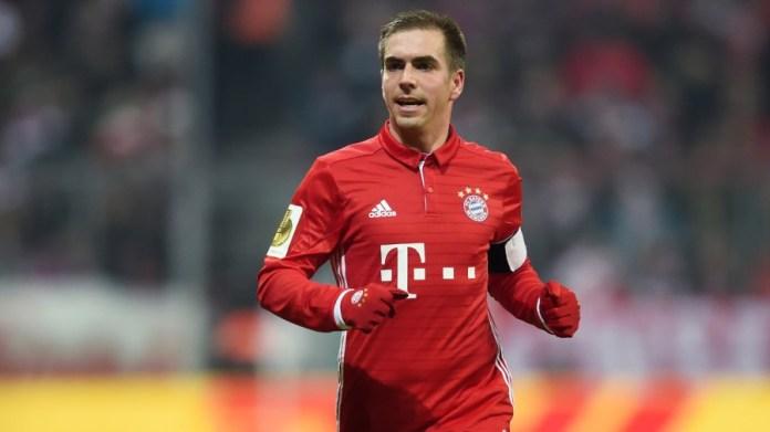 Breaking!!! Philipp Lahm Retires From Football