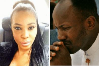 Apostle Suleman's N1b Suit Against Stephanie Otobo Adjourned Till February 2018