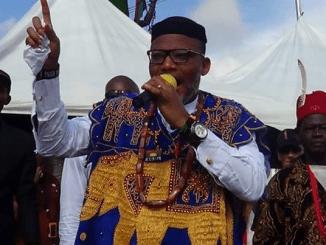 Biafra: Nnamdi Kanu Reacts After Orji Uzor Kalu Was Sentenced To 12 Years in Prison