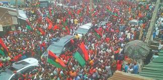 Biafra: BNL Militants Threatens to Unleash Mayhem on security Agency