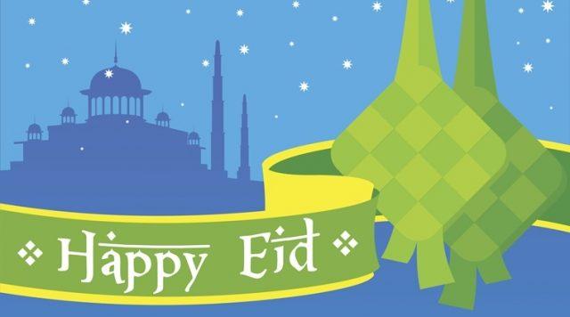 Happy Eid-El-Mubarak To Our Muslim Brothers And Sisters