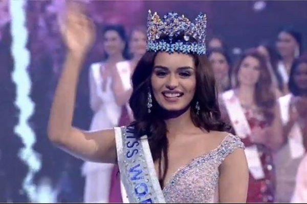 Miss India, Manushi Chhillar Is The New Miss World, 2017 [Photos]