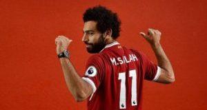 Mohamed Salah Wins BBC African Footballer Of 2017