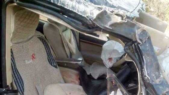 BREAKING: Senator John Shagaya Dies In Car Accident