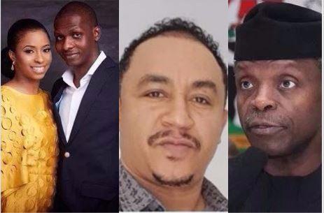 Daddy Freeze Criticizes VP Yemi Osinbajo's Daughter Wedding with Hilarious Examples