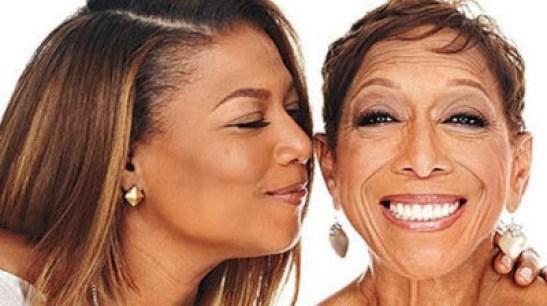 So Sad!!! Queen Latifah Loses Mom