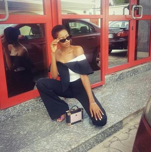 #BBNaija: Ahneeka looks lovely in new photos
