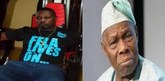 15 Years Later, Eedris Abdulkareem Comes Hard For Obasanjo In New Song 'Letter To OBJ'