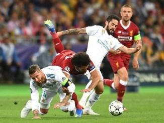 Sergio Ramos Facing Death Threats over Salah Injury