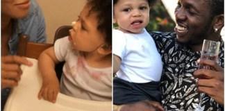 Adorable Photos From Runtown's Son's 1st Birthday