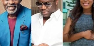 Richard Mofe-Damijo Celebrates Sholaye Jeremi, Linda Ikeji's Alleged Baby Daddy on His Birthday
