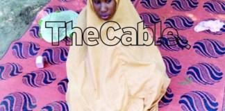 Kidnapped Dapchi Schoolgirl, Leah Sharibu Speaks From Boko Haram Dem, Sends Mesage to Buhari