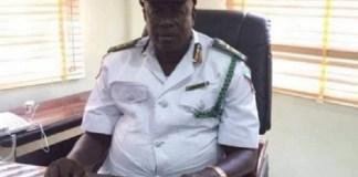 Mr. Fele, the NURTW Chairman in Oyo State Is Dead