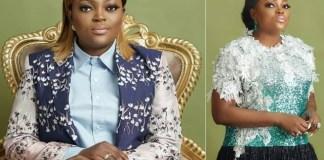 Nollywood Actress, Funke Akindele Celebrates Her 41 Birthday Today [Photos]