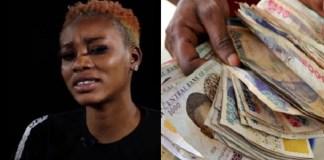 Nigerian P0rn Star, Savage Trap Queen Reveals How She Makes N100k per Movie