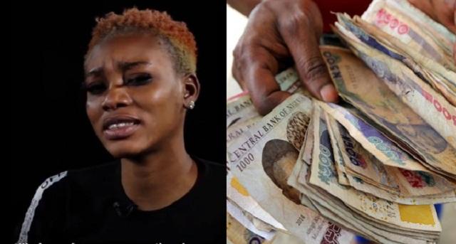 Nigerian P0Rn Star, Savage Trap Queen Reveals How She Makes N100K Per Movie-2841